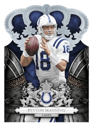 2010 Crown Royale Peyton Manning Base Card