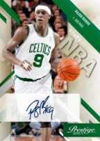 2010-11 Panini Prestige Rajon Rondo Stars of the NBA Autograph