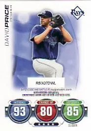 2010 Topps Attax David Price