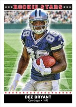 2010 Topps Magic Dez Bryant Rookie Stars Insert