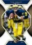 2010 Upper Deck UD Spx Tom Brady Base Card