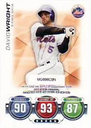 2010 Topps Attax David Wright
