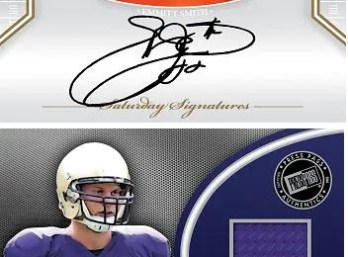 2011 Press Pass Legends Jake Locker Jersey