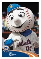 2012 Topps MLB Stickers Mr. Met