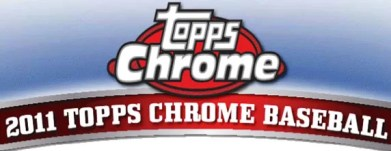 2011 Topps Chrome Baseball