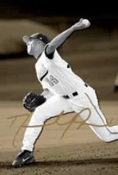 2011 Just Minors Canvas David Price