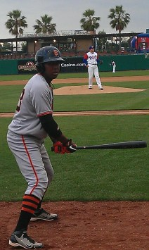 Francisco Peguero San Francisco Giants Prospect Minor League Photo