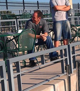 Arizona Diamondbacks Legend Luis Gonzalez