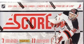 2011-12 Score Hockey Blaster Box