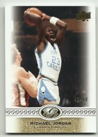 2011 Upper Deck All-Time Greats Michael Jordan #1