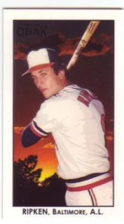 2011 TriStar T-212 Mini Cal Ripken Jr. Card