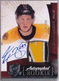 2010-11 Upper Deck The Cup Patch Autograph ANDREW BODNARCHUK