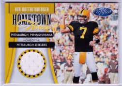 2011 Certified Ben Roethlisberger Hometown Heroes