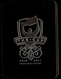 2010-11 Upper Deck The Cup Hockey Box Tin
