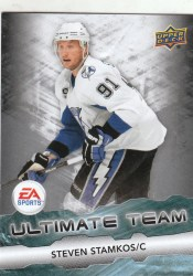2011-12 Upper Deck Series 1 Steven Stamkos EA Ultimate Team