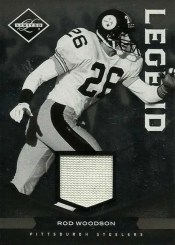 2011 Panini Limited Rod Woodson Jersey