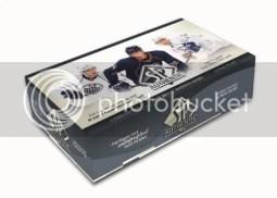 2010-11 Sp Authentic Hockey Hobby Box