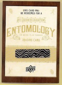 2011 Goodwin Entomology Bug Card