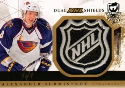 10-11 The Cup Dual NHL Shields Alexander Burmistrov