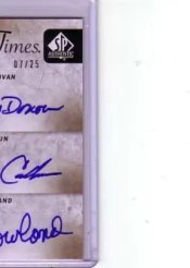 2011-12 Sp Authentic Sign of the Times Triple Autograph