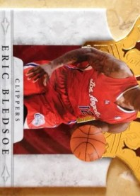 2011-12 Panini Preferred Eric Bledsoe Autograph