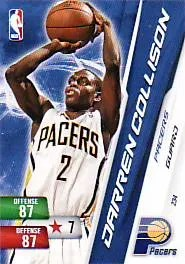 2010-11 Adrenalyn NBA 2 Darren Collison