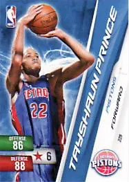 Tayshaun Prince NBA Series 2 Adrenalyn Free Codes