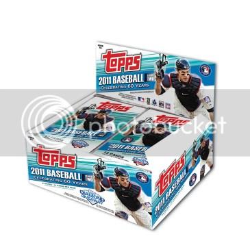 2011 Topps Series 2 Baseball