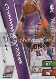 2010-11 Adrenalyn NBA 2 Channing Frye Special Card