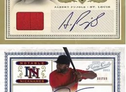 2011 Playoff Prime Cuts David Ortiz Notable Nicknames Auto