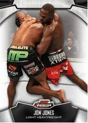 2012 Topps Finest UFC Jon Jones Base Card