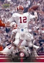 2012 University of Alabama Ken Stabler UD