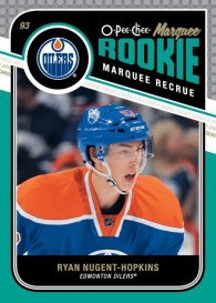 2011-12 Upper Deck Series 2 O-Pee-Chee Update RC Ryan Nugent-Hopkins Card