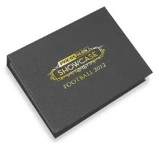 2012 Press Pass Showcase Football Box