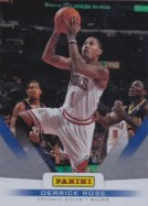2012 Panini Father's Day Derrick Rose Base Card