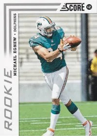 2012 Score Michael Egnew Photo Variation RC