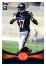 2012 Topps Alshon Jeffery RC Card #18
