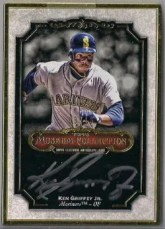 2012 Topps Museum Collection Ken Griffey Jr. Autograph