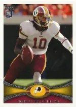 2012 Topps Robert Griffin III SP Photo Variation RC