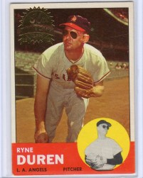2012 Topps Heritage Buy-Back #17 Ryne Duren Card