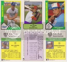 Minor League Baseball Cards