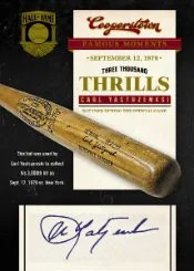2012 Panini Cooperstown Famous Moments