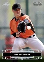 2012 Leaf National Convention VIP Dylan Bundy