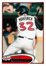 2012 Topps Pro Debut Jake Marisnick