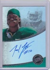 2012 Press Pass Robert Griffin III Power Pick Autograph