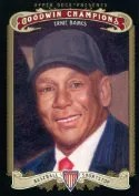 2012 UD Goodwin Ernie Banks Base