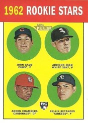2012 Topps Heritage Card #54 Error Short Print Sp