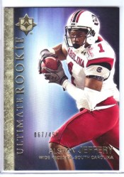 2012 Upper Deck Alshon Jeffery Ultimate Collection Rookies