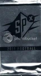 2011 Upper Deck SPx Box Loader Pack
