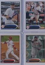 2012 Topps Series 2 Albert Pujols Base Card